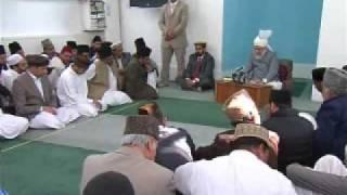 Dars-ul-Qur'an - Part 5 (Urdu)