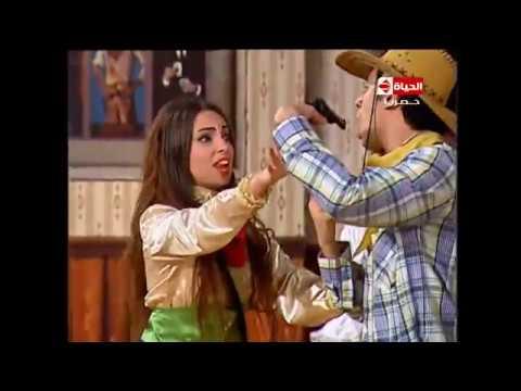 تياترو مصر - مسرحية ' رعاة البقر ' بتاريخ 9-5-2014