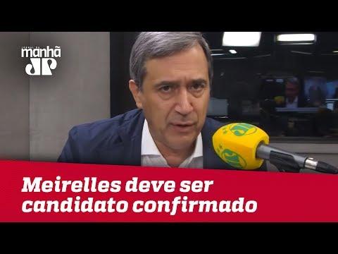 Ninguém do MDB é louco de fazer campanha para Meirelles | Marco Antonio Villa