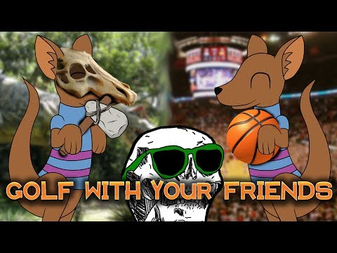 CESTA DO PRAVĚKU A MICHAEL JORDAN - Golf With Your Friends w/Mikey