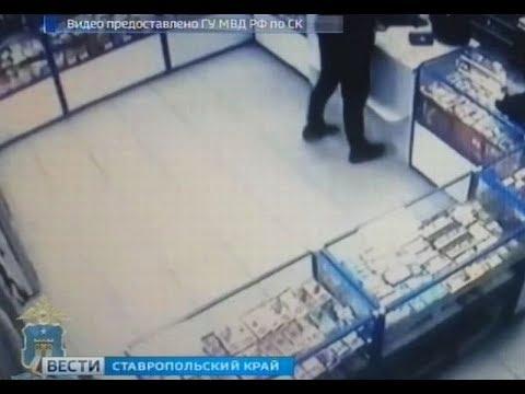 Магазинный грабитель задержан в Невинномысске