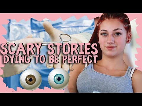 Danielle Bregoli Reacts to Scary Story  Dying to be Perfect  aka Keeping up with the Kardashians