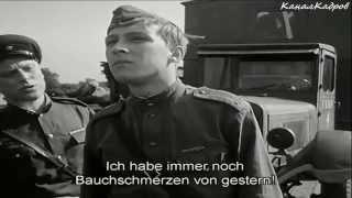 """ЗиС-5, грузовик-фургон из к/ф """"Мне было девятнадцать"""" (1967)."""
