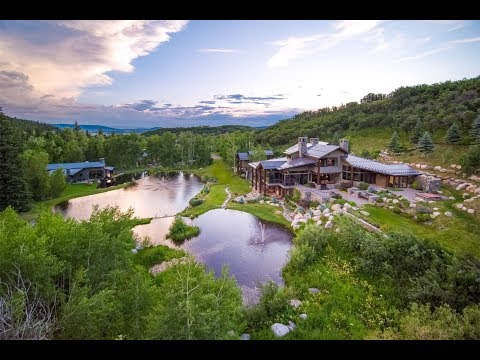 Tranquil Mountain Ranch in Steamboat Springs, Colorado | Sotheby's International Realty