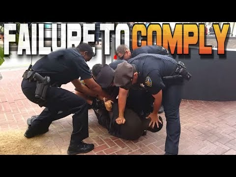 INSTANT KARMA 2017 Failure to Comply SOVEREIGN CITIZEN Police Take Down Compilation Karma by Cop