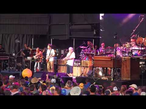 Dead & Company - Dire Wolf - Alpine Valley Music Theatre - July 9, 2016