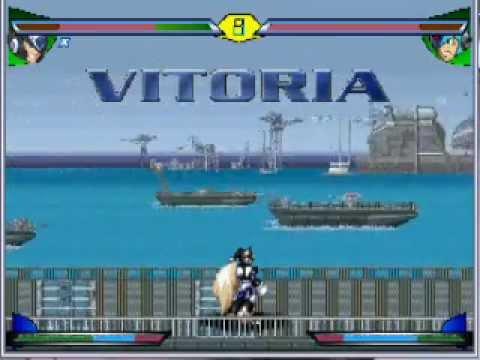 Megaman X Rush to Battle  My Gameplay