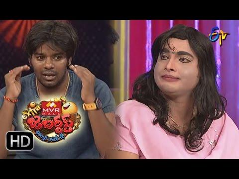 Sudigaali Sudheer Performance – Extra Jabardasth - 23rd September 2016– ETV  Telugu