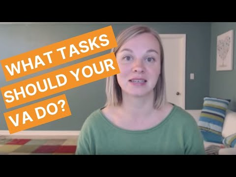 """What tasks should your virtual assistant do?"""