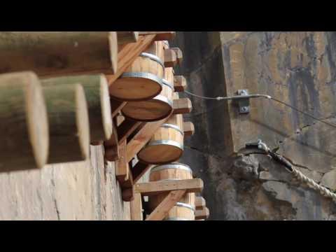 Stone quarry adventure attractions by Van Riswick BVBA