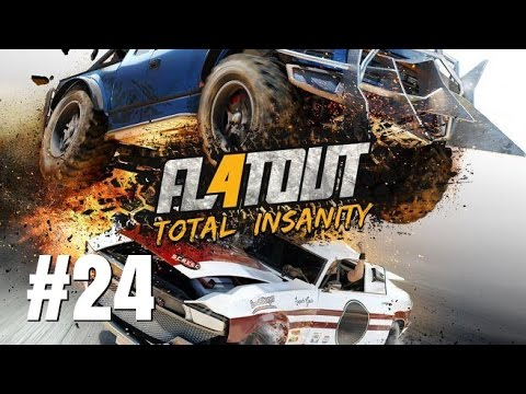 flatout 4 total insanity gameplay walkthrough part 24 no commentary pc youtube. Black Bedroom Furniture Sets. Home Design Ideas
