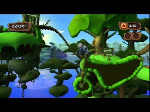 MOTOHEROZ - First 15 Minutes gameplay - WiiWare