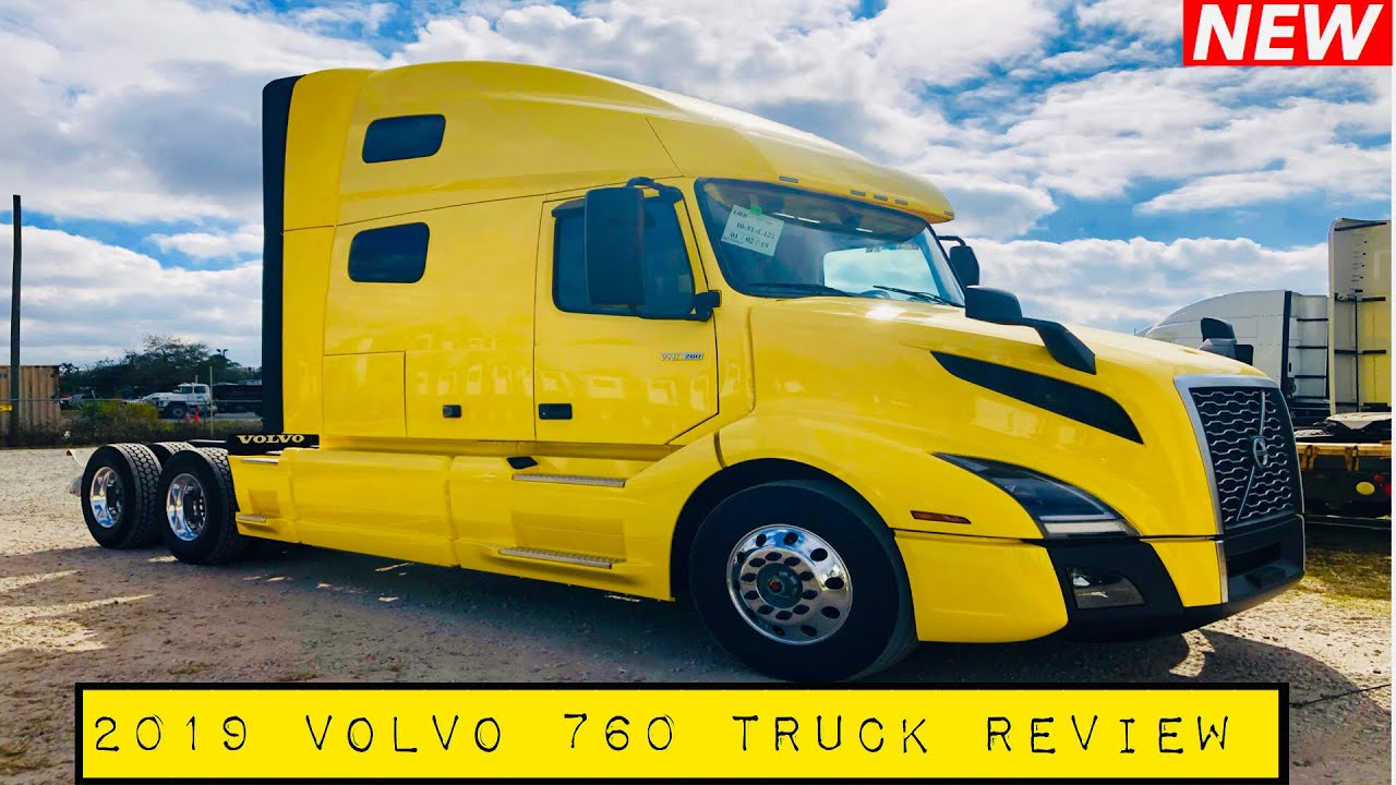 2019 Volvo 760!!!Truck review!!!