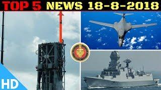 Indian Defence Updates : Barak 8 for INS Visakhapatnam,New Akash-1S,Full Deployment by 2023