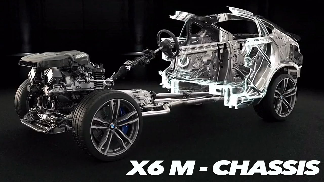 Bmw X6 M Chassis Youtube