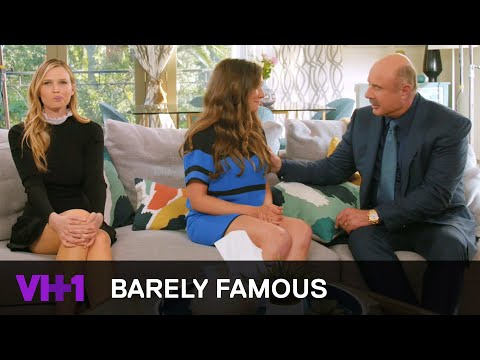 Sara Foster's Nanny Outshines Her On Dr. Phil | Barely Famous