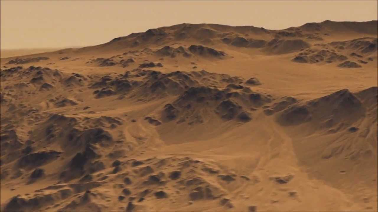 UMSV Mars in 3D Martian Landscapes HD Narrated - YouTube