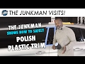 How To Safely Polish Painted Plastic Trim w/ The Junkman [Single-Pass/Non-Full-Correction]