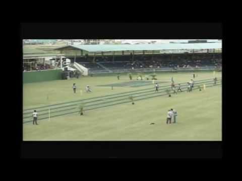 SVG Inter-Secondary Schools' Athletics Championships 2015