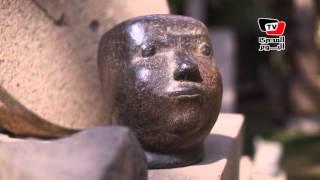 «آدم حنين» يحكي عن قصة مزج رسوماته برباعيات «صلاح جاهين»