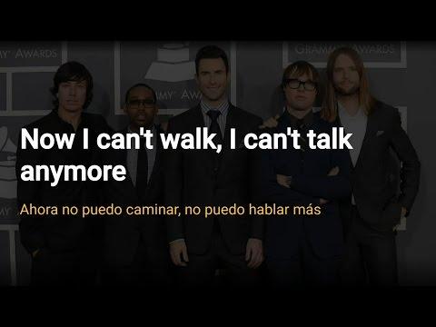 Maroon 5 - Not Falling Apart (Lyrics | Letra)