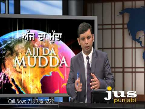 All the videos are from Daily Live shows aired on North America First and #1 Jus Punjabi TV