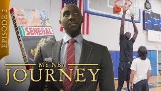 """""""He's Representing The Whole Country!"""" 7'7"""" Tacko Fall Gets The Biggest Suit EVER & Talks NBA DRAFT!"""
