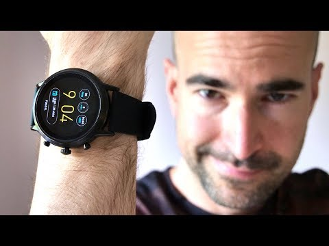 Fossil Gen 5 Smartwatch Review | Galaxy Smasher?