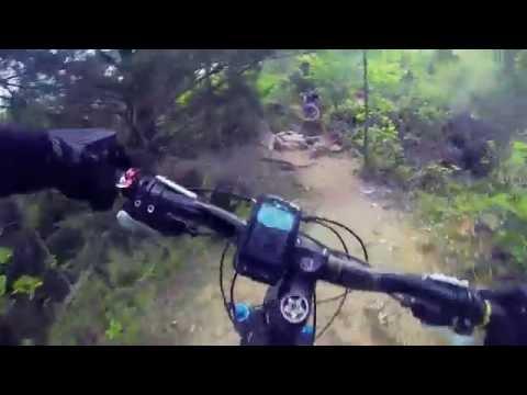 Mountain Biking: Vortex Loop, Santos Bike Park, Ocala Florida