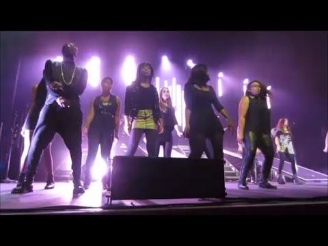 Pentatonix- 'Natural Disaster' Feat. Vocal Rush @ The Fox Oakland 2/22/14
