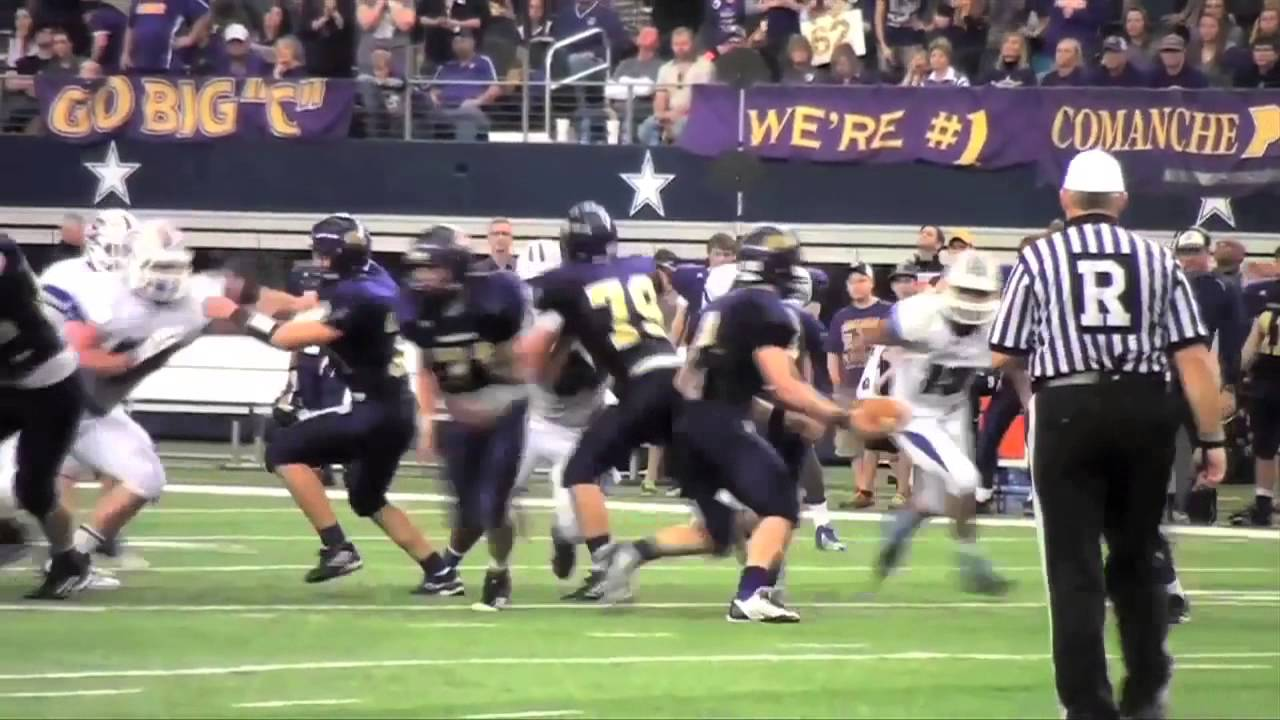 Stamford vs Shiner Game Wrap 1A Football - YouTube
