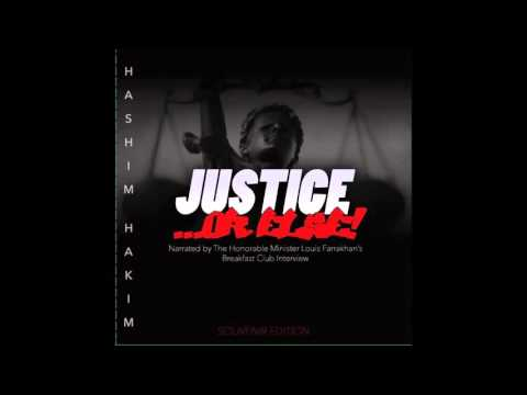 Hashim Hakim - Justice or Else