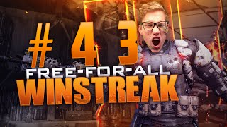 DE COMEBACK! - FREE-FOR-ALL WINSTREAK #43 (COD: Black Ops 3)