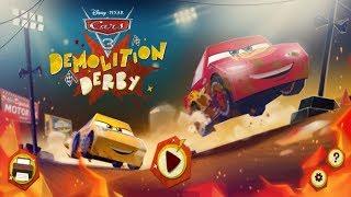 Cars 3 Demolition Derby Online | Disney Games