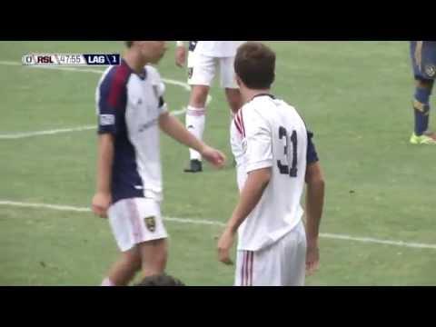 2013-14 Development Academy U-15/16 Championship: Real Salt Lake AZ vs. LA Galaxy