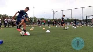 Train je beide benen - Voetbalschool Joga Bonito (HQ)