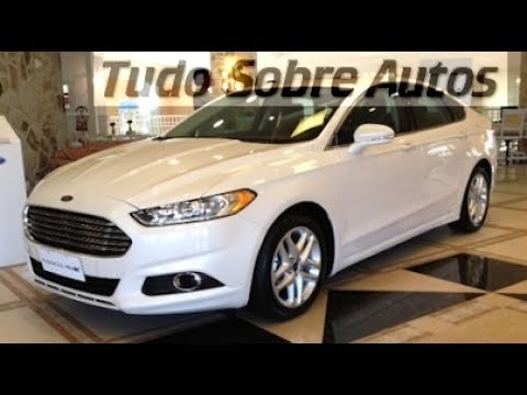 EP038 - Ford Fusion 2.5 Flex 2016 - Test Drive - Especial