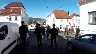17 mai tog i Bergen 2017  NR: 1