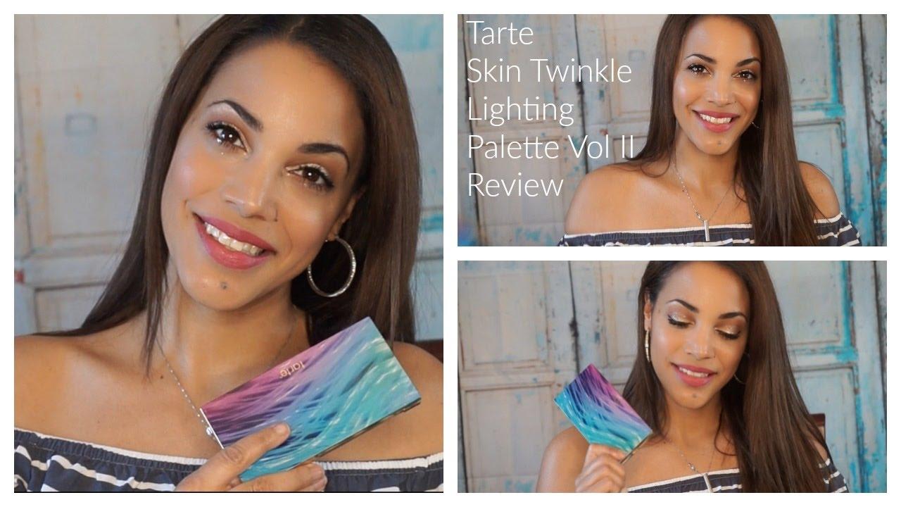 Tarte Skin Twinkle Lighting Palette Volume Ii Best Palette