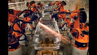 Jaguar I PACE Production The Most Powerful Electric Engine