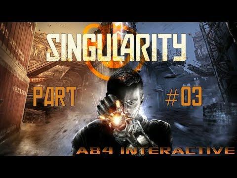 Singularity - Part 03