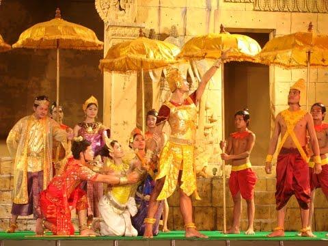Cambodian Cultural Village Show | Jayavarman 7 Show | Visit Siem Reap Cambodia