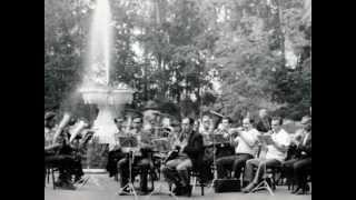 Владимир Нечаев В городском саду играет духовой оркестр Vladimir Nechaev 1940s