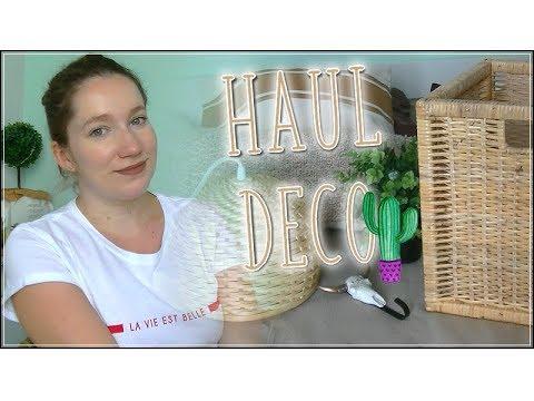 🌵 HAUL DECO (Ikea, Stokomani, H&M Home ...)