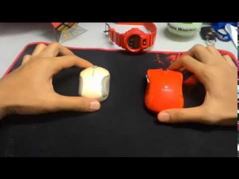 Logitech Wireless Mini Mouse M187 - Black