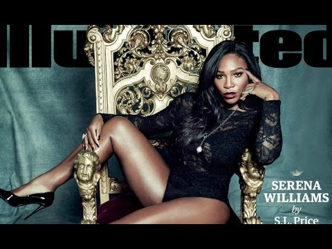 Serena Williams Sportsperson Of The Year 2015