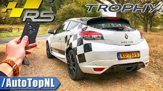 345HP Renault Megane RS TROPHY 1 of 200 Veban Motorsport REVIEW POV Test Drive by AutoTopNL