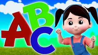 ABC Lied in Deutsch | lernen Alphabet | Lied für Kinder | ABC Song In German
