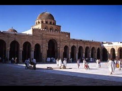 Tunisie Kairouan la grande Mosquée,Sidi Oqba Mosquée du Barbier