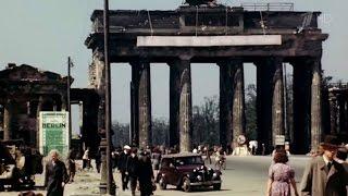 Немецкий режиссер восстановил уникальную цветную кинохронику времен Второй мировой войны.